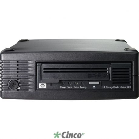 HP StoreEver LTO-3 Ultrium 920 SCSI External Tape Drive