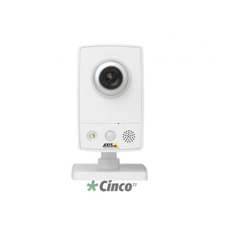 AXIS Camera de Video IP Fixa M1034-W - Wireless 1280x800