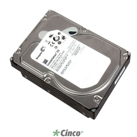 Disco rígido Seagate Constellation 2TB, 7200rpm