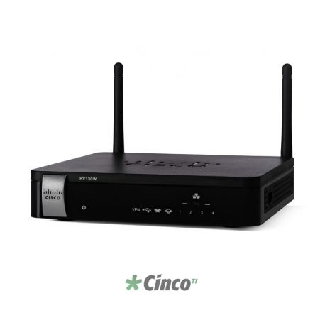 Cisco Small Business RV130W-A-K9-NA Wireless-N