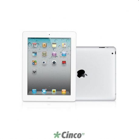 Tablet Apple iPad 2 16GB Wi-Fi Branco