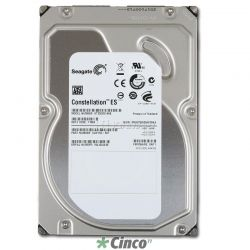 Disco Rígido Seagate Constellation 500GB, 7200rpm ST3500514NS