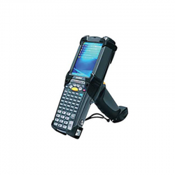 Gun, 802.11a/b/g, 2D Long Range Imager, VGA Color, 256MB/1GB, 53 Key, CE6.0, BT, IST MC9190-G90SWEYA6WR