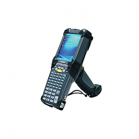 Gun, 802.11a/b/g, 2D Long Range Imager, VGA Color, 256MB/1GB, 53 Key, CE6.0, BT, IST