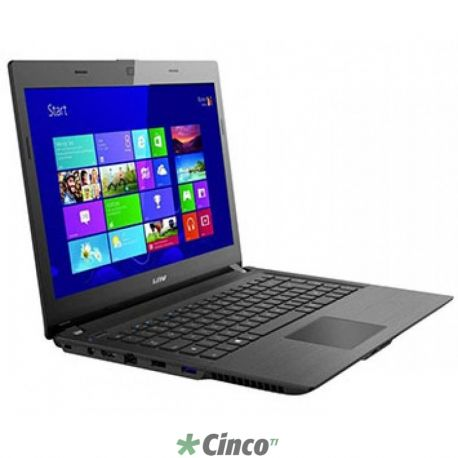 Notebook Lenovo L40-70 Core I3-4005U 4Gb 500Gb W8.1 Pro 64Bits