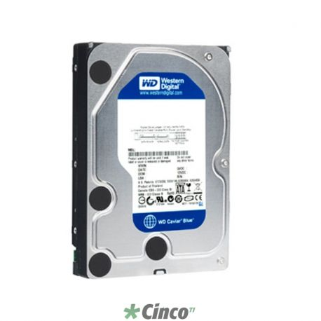 Disco Rígido 500 Gb Western Digital Sata