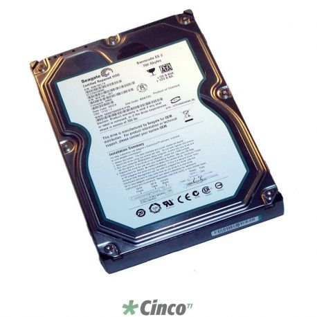 Disco Rígido Seagate Barracuda 750GB, SATA