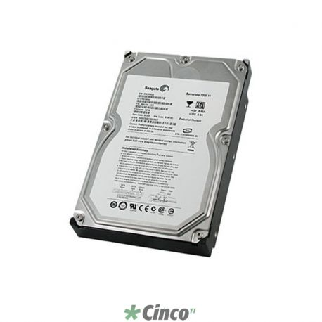 Disco Rígido Seagate Barracuda, 750GB, SATA