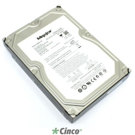 Disco Rígido Maxtor Diamond, 500GB, SATA