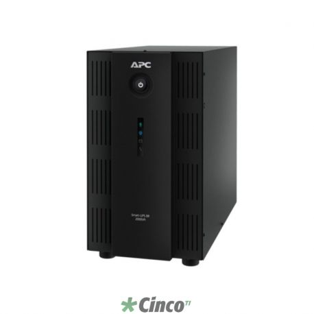 No-Break APC Smart-UPS BR 2000VA, 115V/220V