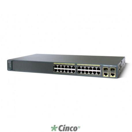 Switch Cisco SwiCis Catalyst 2960-S Series