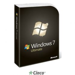 Sistema Operacional Microsoft Windows 7 Ultimate GLC-00133