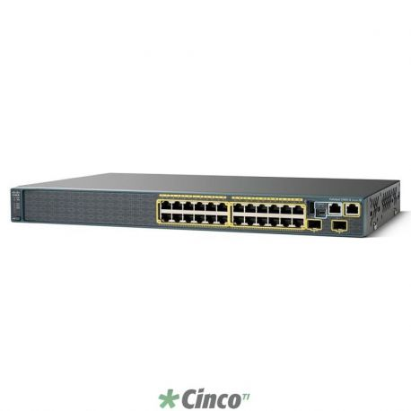 Switch Catalyst Cisco 24 Portas C2960 S