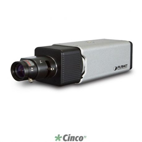 Câmera IP Planet, Full HD PoE Box