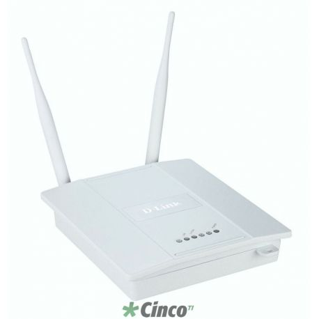 AirPremier N PoE Access Point with Plenum-rated Chassis