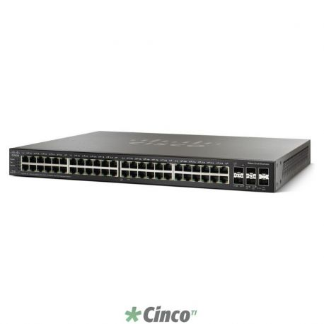 Switch Cisco, empilhável