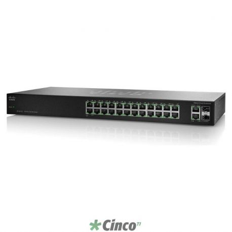 Switch Cisco 24 portas