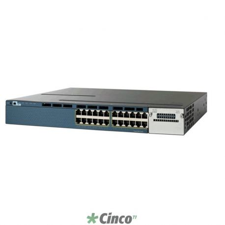 Switch Cisco Catalyst 24 portas