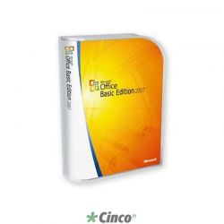 Microsoft OEM Office 2007 Basic BR S55-02249