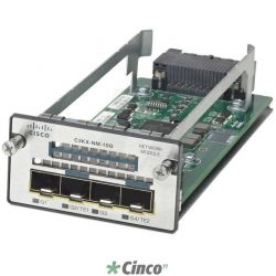 Conversor de mídia Cisco Catalyst C3KX-NM-10G