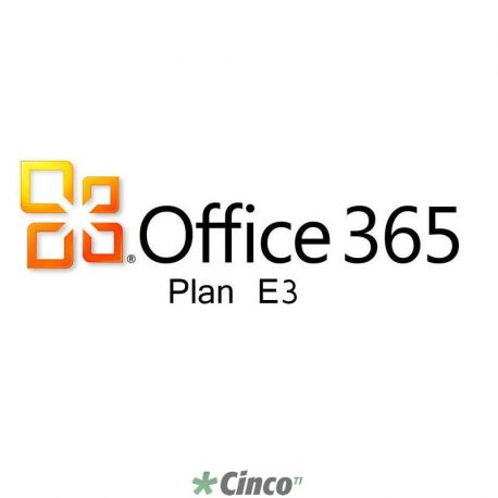 Office 365 Plan E3Open Shrd Svr SNGL Subs VL OLP NL Annual Qlfd
