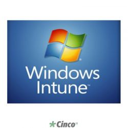 Licença anual Open Microsoft Windows Intune Open Shared