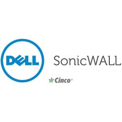 Dell SonicWALL Comprehensive Gateway Security Suite for the TZ 105 Series (1 Year) 01-SSC-4877