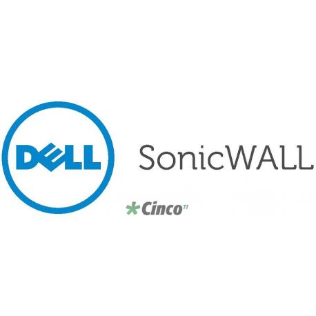 Dell SonicWALL Comprehensive Gateway Security Suite for the TZ 205 Series (1 Year)