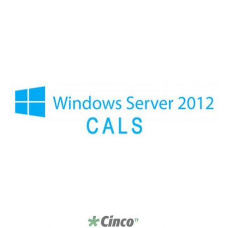 Win Server CAL 2012 SNGL OLP NL
