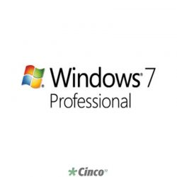 Licença perpétua Open Microsoft Windows Professional FQC-03886