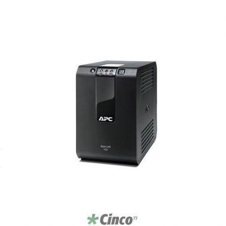 No-Break APC Back UPS 700VA, 115V/220V