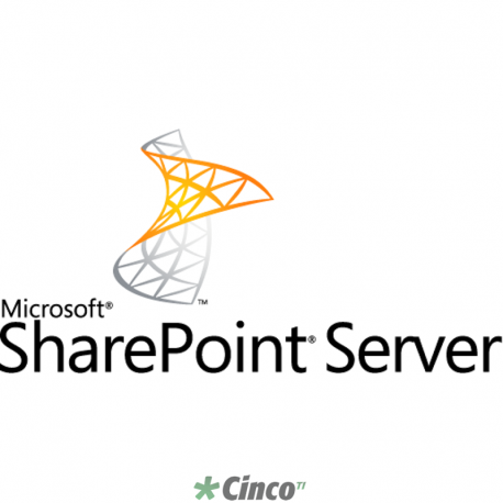 Microsoft SharePoint Server - license & software assurance