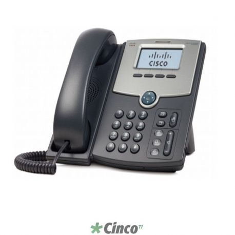 Telefonia IP Cisco SPA502G