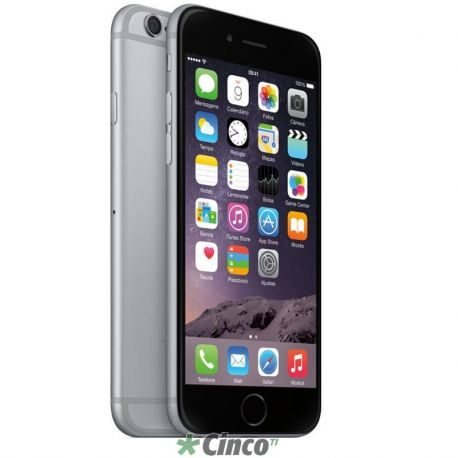 IPHONE 6 Cinza espacial 16GB MG3A2BZ/A