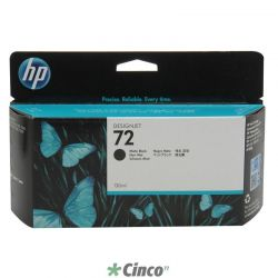 Cartucho de Tinta HP UK 72 Preto Mate C9403A