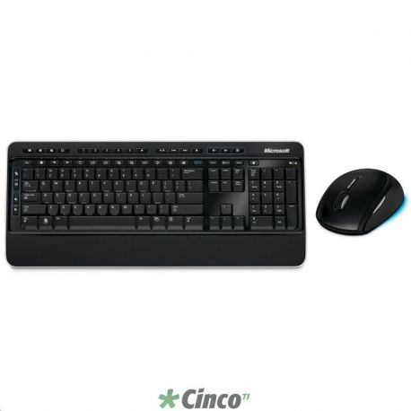 Kit Teclado/Mouse Microsoft Desktop MFC-00006
