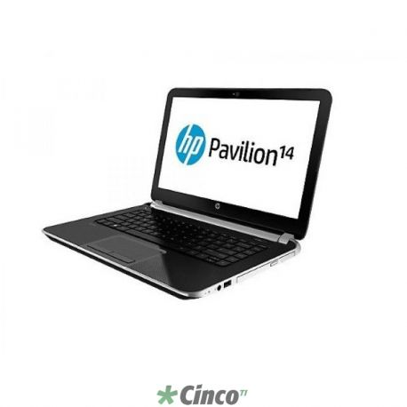 Notebook HP Pavilion 14-N040BR Intel Core i5 Dual Core 8GB 1TB Windows 8 Single Language 64
