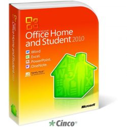 Microsoft Office Home and Student 2010 79G-02134
