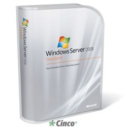 Microsoft Windows Server 2008 R2 Standard P73-04982