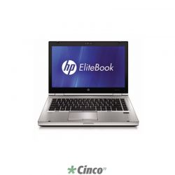 Notebook HP EliteBook 8560w Core I5-2540M, Disco 320GB, Memória 4GB, Tela 15,6 LW923AW