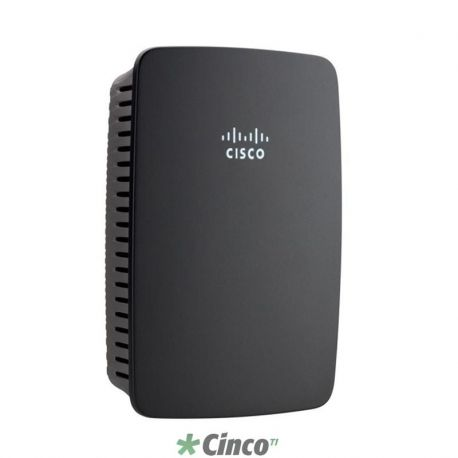 Extensor de Sinal Wireless-N Cisco RE1000