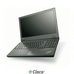 Notebook W540, Core i7-4700MQ, 500GB, 8GB, 15.6 HD LED, Win 7 Pro 64 Bits 20BH0023BR