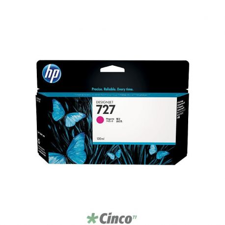 Cartucho de Tinta HP UK Magenta 727 B3P20A