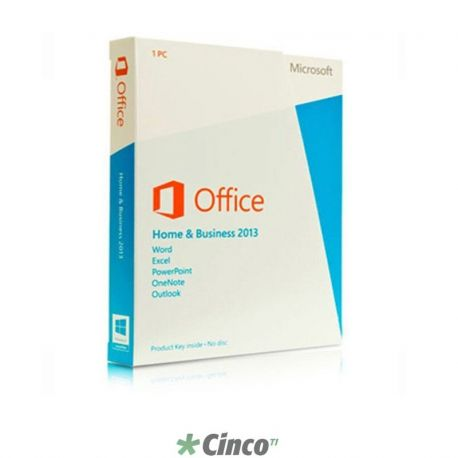 Office Home and Business Microsoft T5D-01674FPP_MD