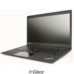 "Ultrabook lenovo X1 Touch, Core i5, 4GB, 128GB, 14"" 20A80006BR"