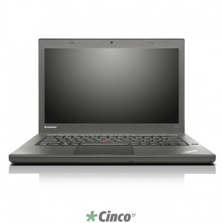 "Notebook Lenovo T440, Core i7, 4GB, 500GB, 14"" 20B7004VBR"