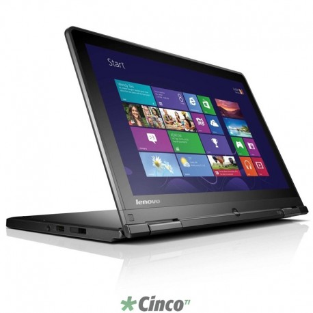 Notebook - Lenovo 20c0005ubp I5-4300u 1.90ghz 4gb 500gb Padrão Intel Hd Graphics 4400 Windows 8 Yoga S1 12,5