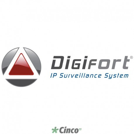 Digifort Enterprise: pack adicional p/ 16 câmeras DGFEN1132V6
