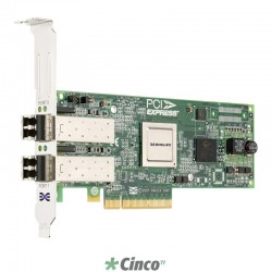 Controladora Lenovo ThinkServer HBA, Fiber Channel, Dual-Port, 8GB, LPE12002