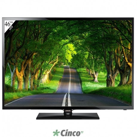 "TV Led Samsung, 46"", 1920 x 1080, UN46F5200AGXZD"